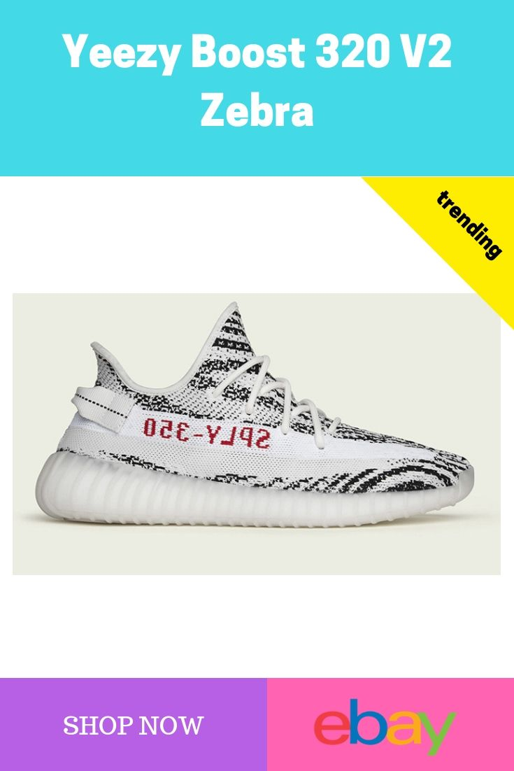 34fda601c05 Yeezy Boost 320 V2 Zebra. Check out the deals on this trending item ...