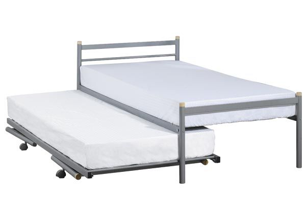 metal trundle bed frame http metalevabedsnet instamatic high rise diy pop up trundle bed