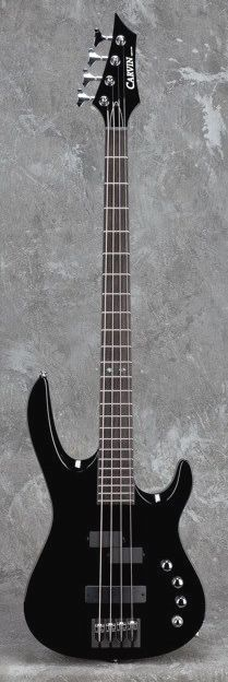 New CARVIN X44 four string bass