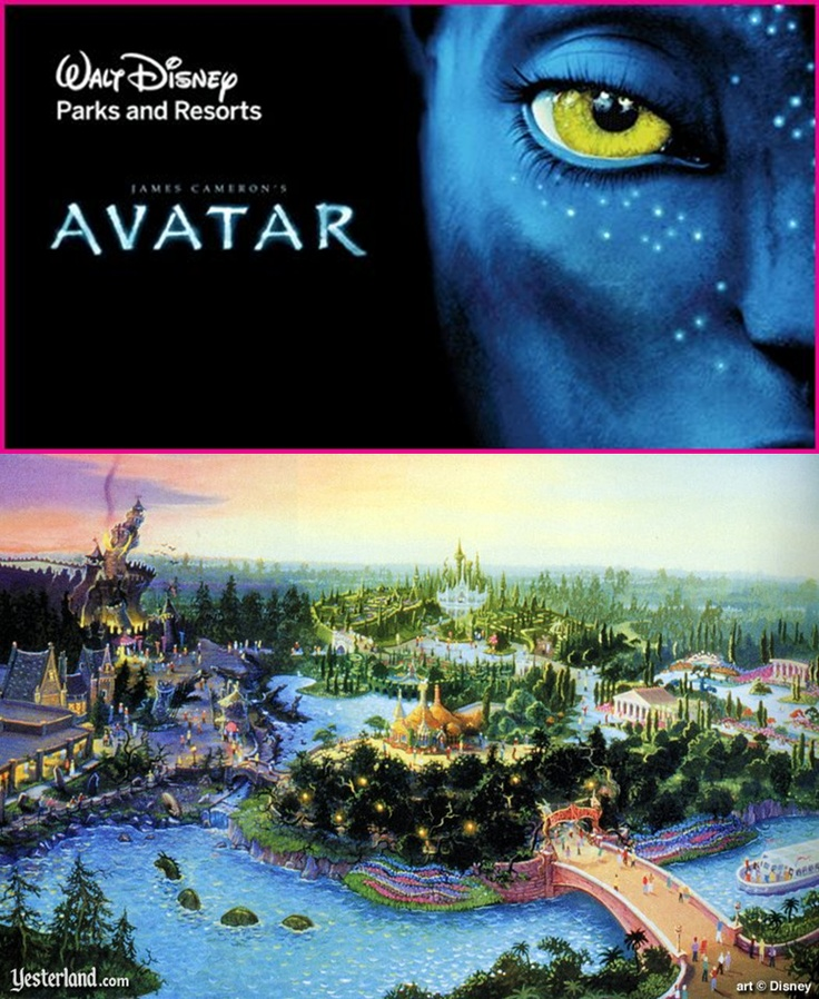 TID BIT: Here's an update for Avatar land, the addition to Walt #Disney World's Animal Kingdom from the 2009 Blockbuster. With the hype around the New Fantasyland, you may be wondering where's #Avatar land? Well, it's in development to launch in 2017. Parts of New Fantasyland will still be in construction until 2014. At that point that Tom Staggs, Walt Disney Parks & Resorts Chairman, stated the development for Avatar land begins. The Chairman says this is going to be BIG...& of course…
