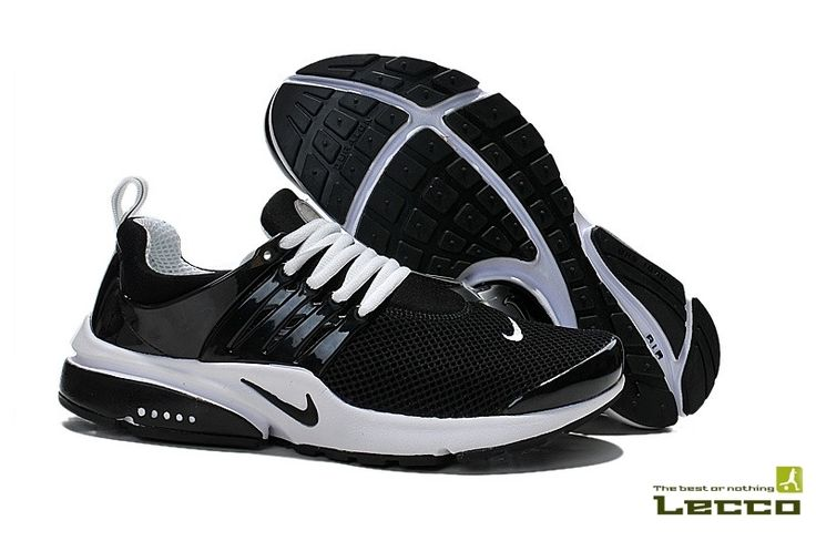 Мужские кроссовки Nike Air Presto BR QS Black/White