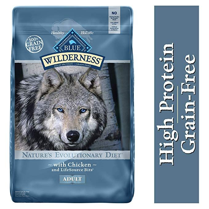 Amazon Com Blue Buffalo Wilderness High Protein Grain Free