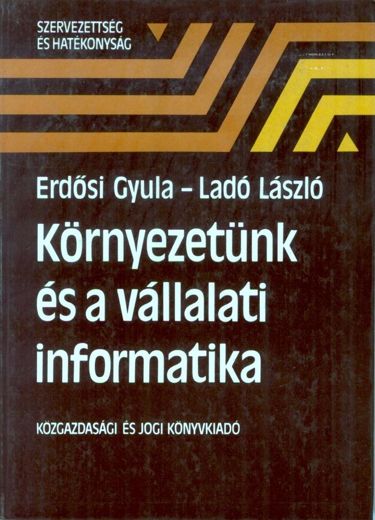 A vállalati informatika, a világ hatalmas változásokon ment át, csak az oktatás fontossága és kiterjesztése maradt. A könyv erre is felhívta, ma is felhívja a figyelmet.