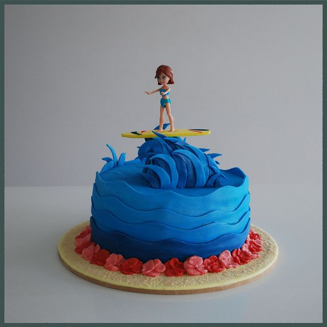Th Birthday Cake For Girl