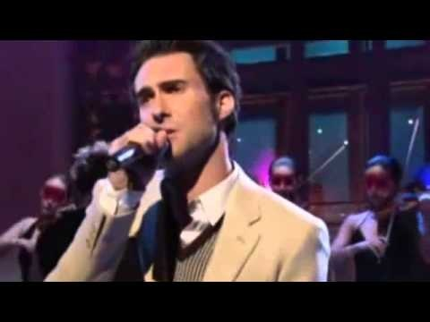 Kanye West - Heard Em Say Ft. Adam Levine (LIVE SNL PEFORMANCE)