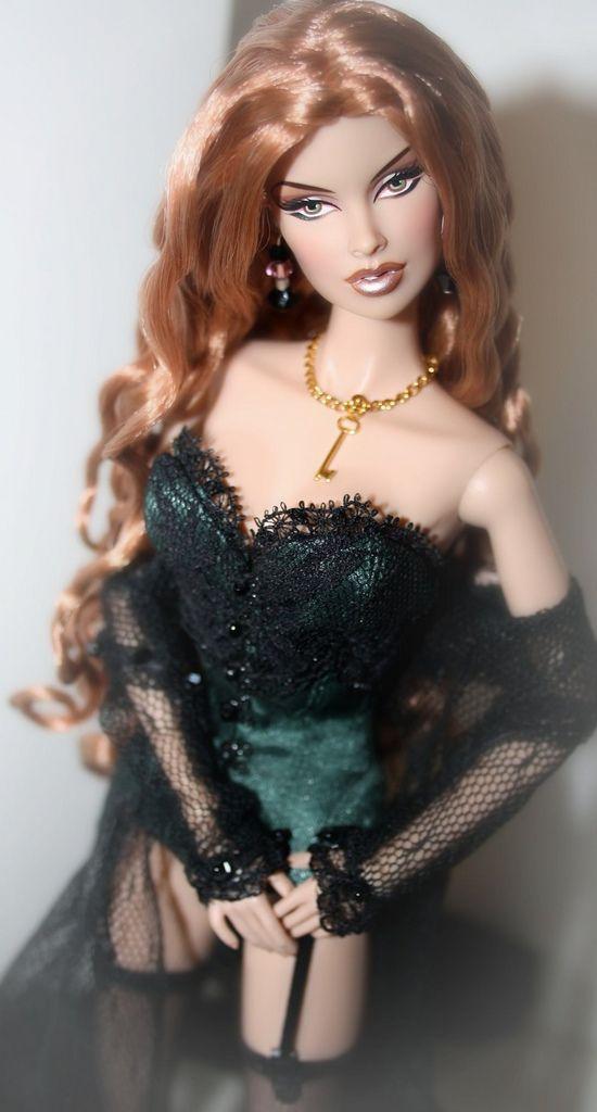 Vanessa's beautiful lingerie