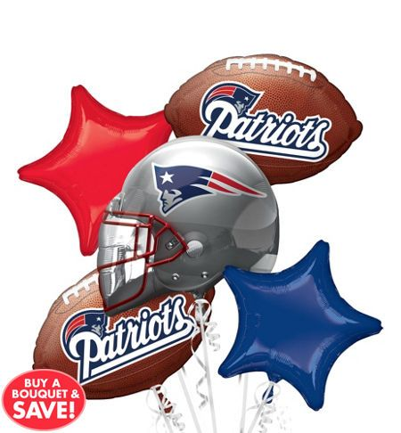 NFL New England Patriots Party Supplies - Party City
