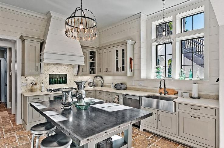 1000 Images About Kitchen Islands On Pinterest Marble Top, Black Chandelier And Purple Kitchen photo - 8