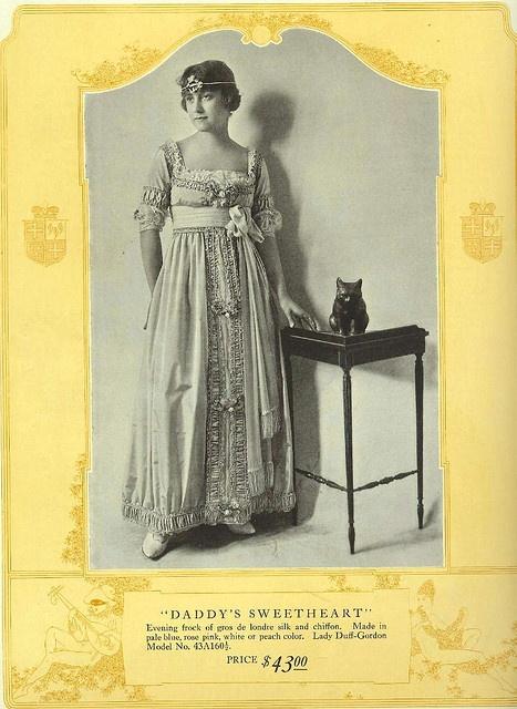 1918 Lady Duff-Gordon for Sears Catalog by Sacheverelle, via Flickr
