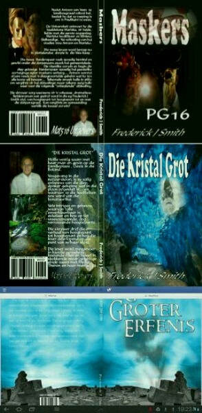 Trilogy in thevAfrikaans language by Frederick J Smith.