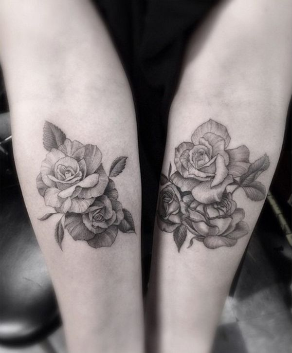 dr woo rose tattoo - Google Search                                                                                                                                                                                 More