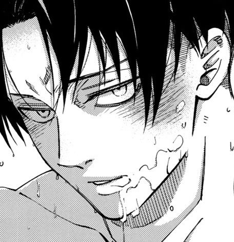 "Eren: *freaks out* ""I-I'm s-so sorry, captain!!"" Levi: ""Tsk. Shut it, brat."""