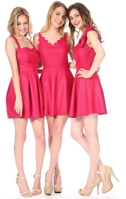 Wear our Charlotte Dress again and again after recruitment! Mix and Match styles starting from $39 for group orders. We specialize in group orders - large or small - for sorority recruitment and bridesmaids. Order a sample box and try on at home! Visit www.shoprevelry.com