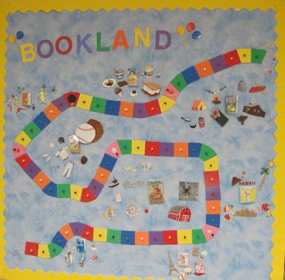 Classroom Magic: Check out this interactive bulletin board that encourages students to read.