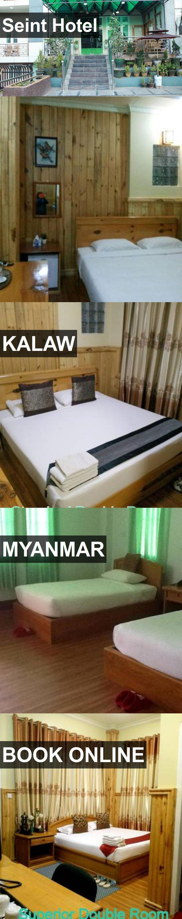 Seint Hotel in Kalaw, Myanmar. For more information, photos, reviews and best prices please follow the link. #Myanmar #Kalaw #travel #vacation #hotel