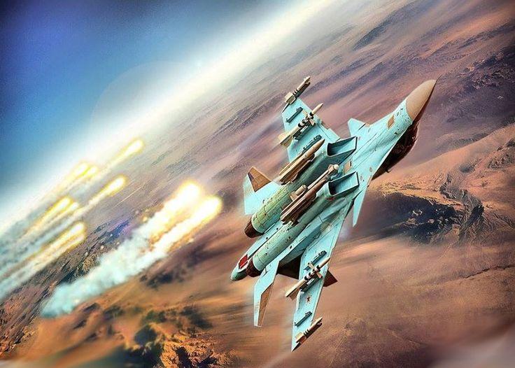 """Sukhoi Su-34 """"Fullback"""". Más en www.elgrancapitan.org/foro"""