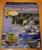 Amazing Wohnen u Garten August Zeitschrift Deko Einrichtung Rezepte