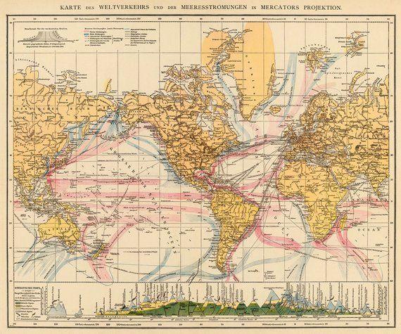 Warum Us Schuler Mit Einer Anderen Weltkarte Lernen Travelbook