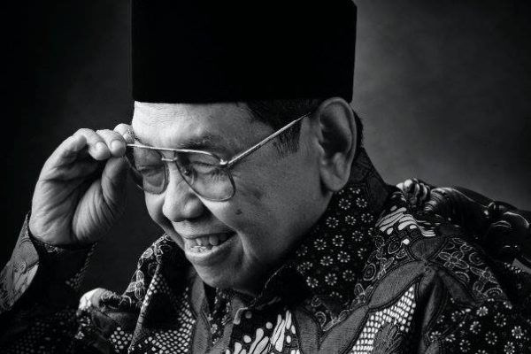 Abdurrahman Wahid dimakzulkan