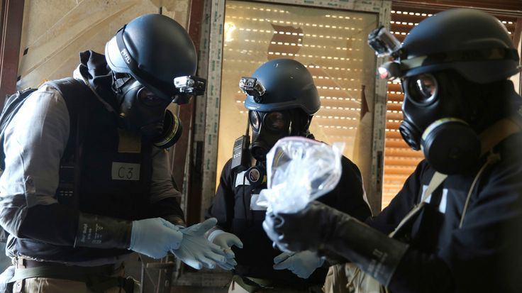 U.N.: There Have Been 33 Uses of Chemical Weapons in Syria - The Daily Beast