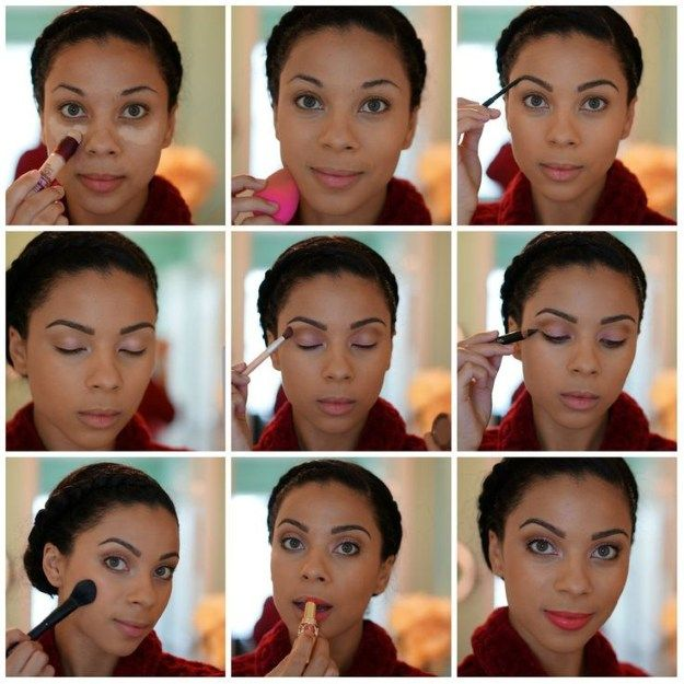 Quick and Easy Work Makeup | Casual Everyday Look