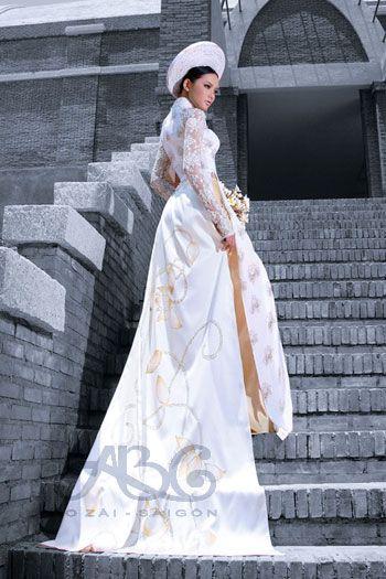 Wedding Season with Ao Dai ABC - Ao Dai - Wedding