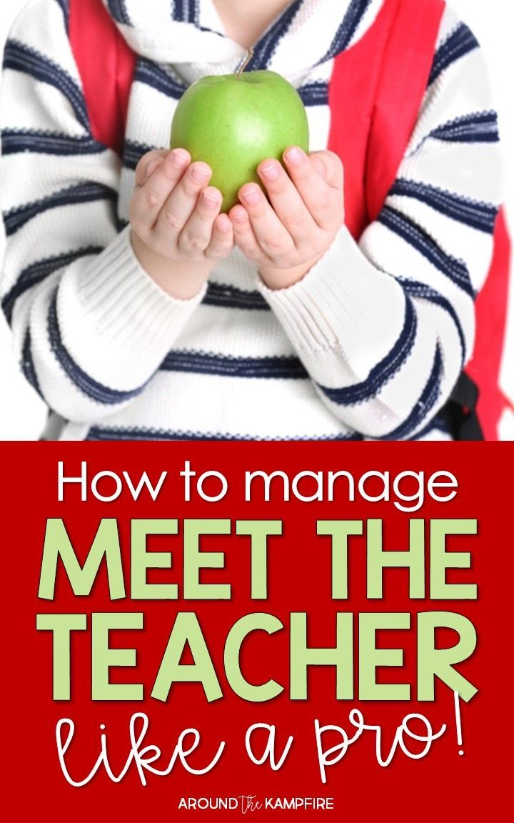 10 Ideas For Managing Meet The Instructor