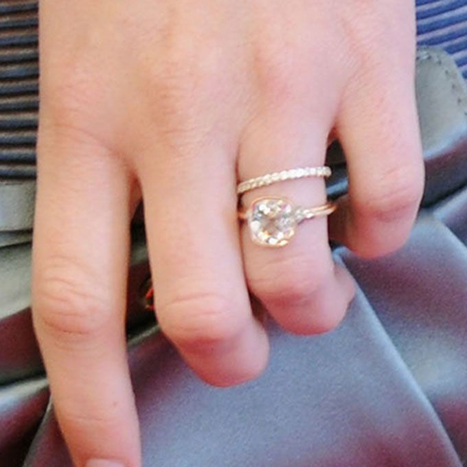 Celebrity Engagement Rings by Carat Size - Us Weekly