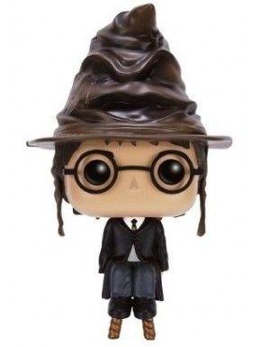 Harry Potter con sombrero seleccionador Funko Pop!