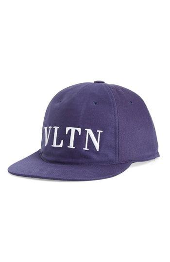 New Valentino VLTN Ball Cap Men Fashion Hats.   395  likeprodress Fashion  is a popular style 1229cceb84a