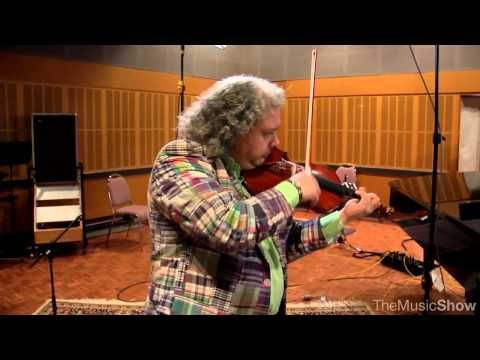 (Pt.2) Gypsy violinist Roby Lakatos - 'Hungarian Dance No.5' (Music Show, ABC Radio National)