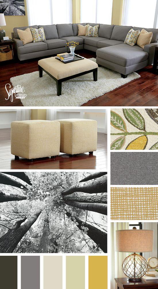 Chamberly Sectional - Ashley Furniture