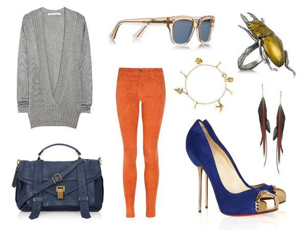 Die besten 25+ Orange grau Ideen auf Pinterest Acryl foto, Ente - farbe ocker kombinieren goldocker