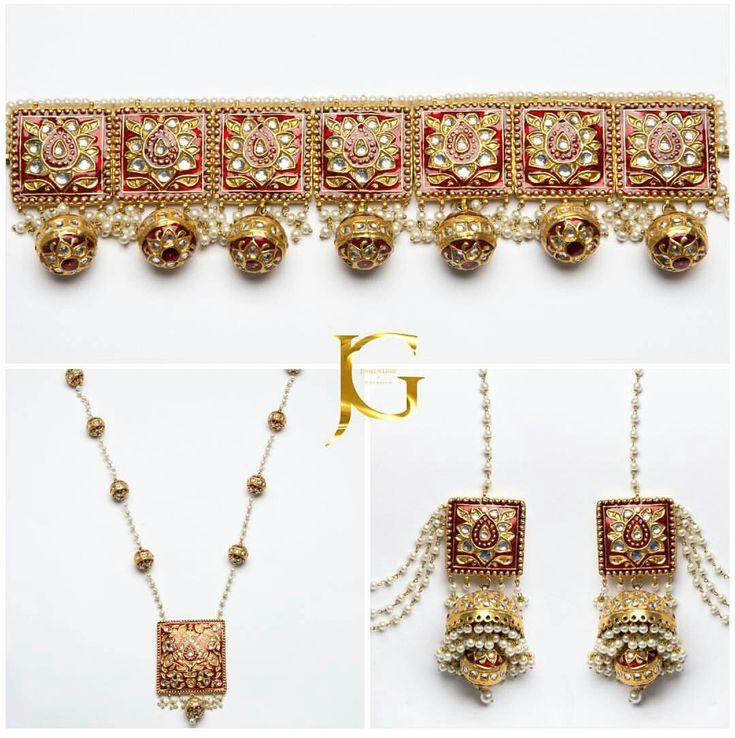 Rajputani jewelery
