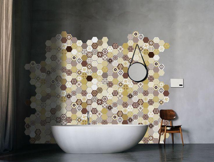 Graphic Tiles | Migliorino Design