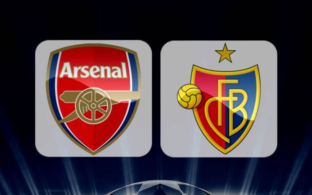 Prediksi Arsenal vs Basel 29 September 2016