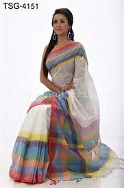 Image result for cotton sari