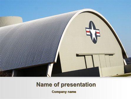 http://www.pptstar.com/powerpoint/template/hangar/ Hangar Presentation Template