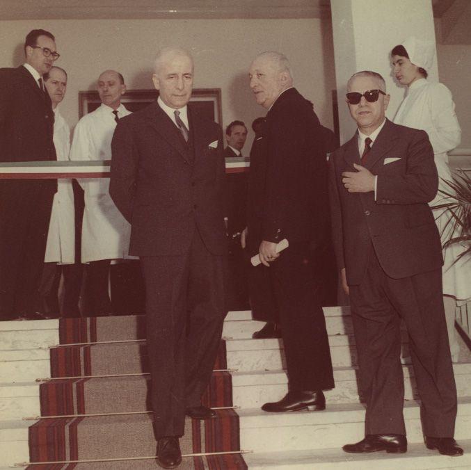 Inaugurazione del Centro di Budrio - 19/03/1961
