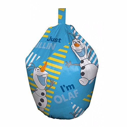 rucomfy Bean bags Frozen Olaf Childs Beanbag No description (Barcode EAN = 7081443824555). http://www.comparestoreprices.co.uk/december-2016-6/rucomfy-bean-bags-frozen-olaf-childs-beanbag.asp
