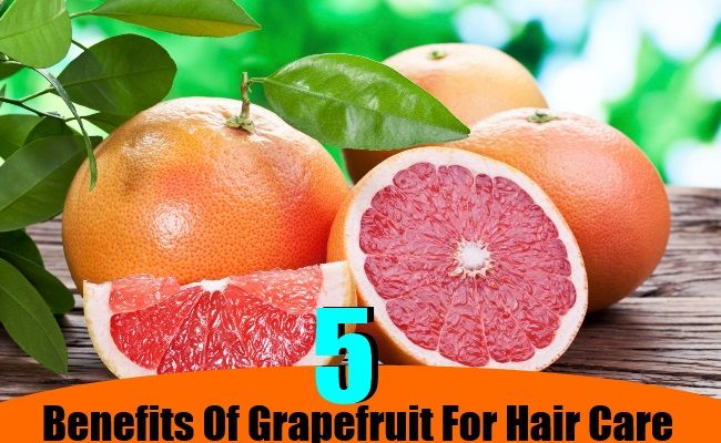 Health Care A to Z - https://www.healthcareatoz.com/5-benefits-of-using-grapefruit-for-hair-care/