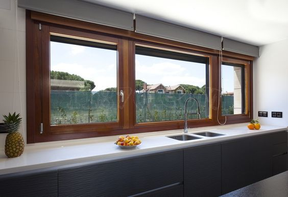 25 best ideas about persianas para ventanas on pinterest cortinas cocina persianas de cocina - Persianas para balcones ...