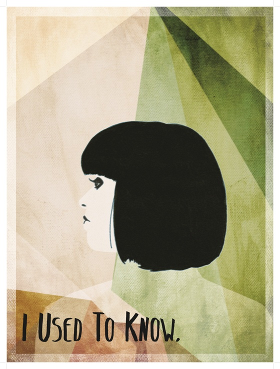 I used to know. by Yes-illustration