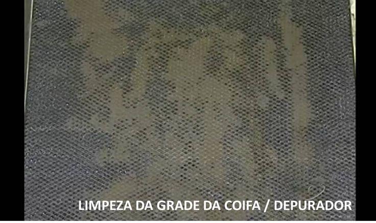 LIMPEZA DA COIFA – DEPURADOR DE AR INOX como limpar coifa e depurador de ar.