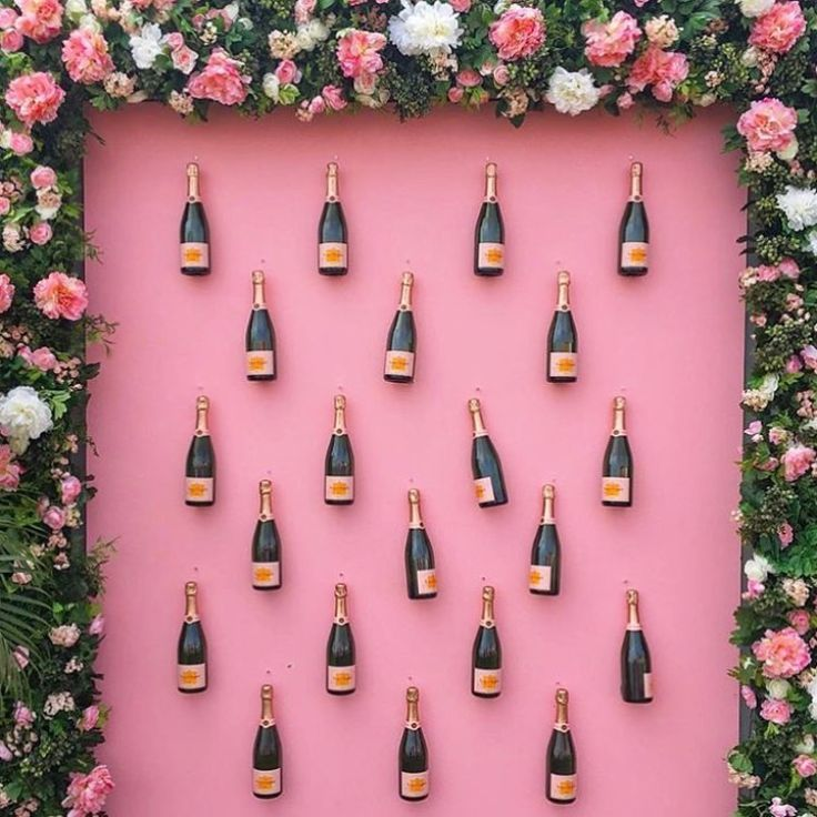 My dream step and repeat