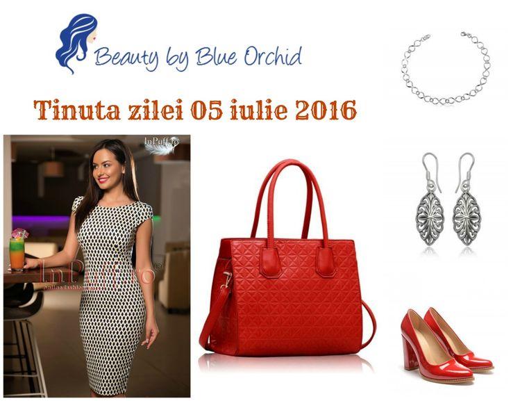 Ținuta zilei - 05 iulie 2016 - Beauty by Blue Orchid