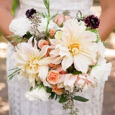 flowers for a early september wedding bouquets - Google Search