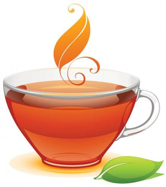 Чашка чая картинки нарисованные, подруге