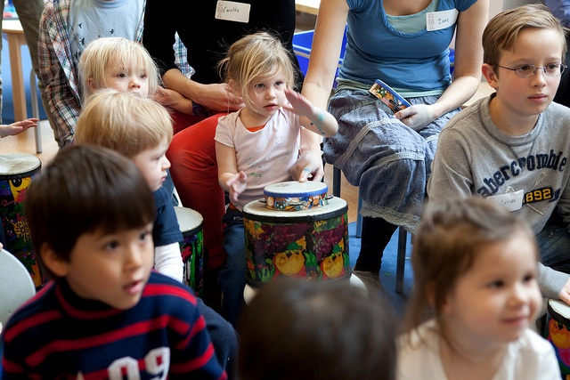 Stop By the WEE Studio for Music Time!