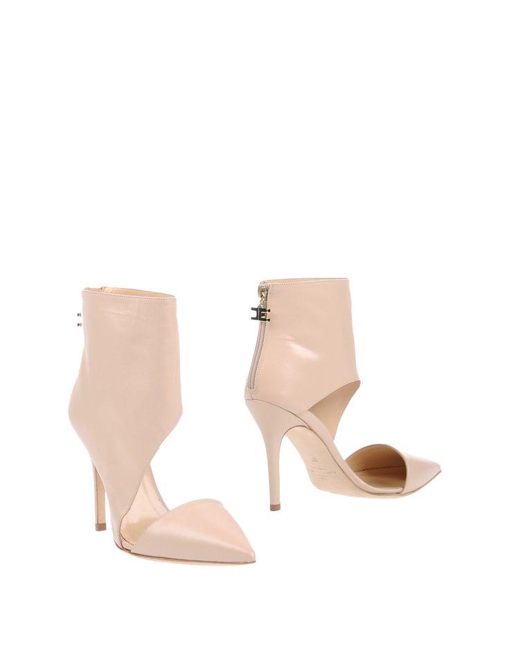 Elisabetta Franchi Полусапоги И Высокие Ботинки Для Женщин - Полусапоги И Высокие Ботинки Elisabetta Franchi на YOOX - 11156885RE